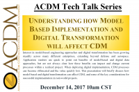 Tech Talk Dec 2017